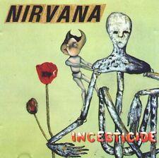 NIRVANA - INCESTICIDE - CD NEW SEALED