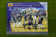 ZVEZDA ARTIGLIERIA RUSSA 1812 -- 1814 KIT 6809