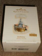 2006 Hallmark Keepsake Ornament Bathtime Disney Dumbo NIB