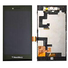 100% Genuine Blackberry Leap Z20 Full LCD Digitizer With  Frame Black
