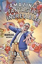 Amazing Fantastic Incredible, Lee, Stan, New