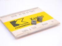 NEW SURPLUS 10PCS. KENNAMETAL SNMG 2.523 GRADE: K420 CARBIDE INSERTS