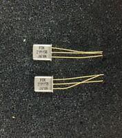 Pack of 100 AWCR-4.00MD Resonators 4MHz 5V