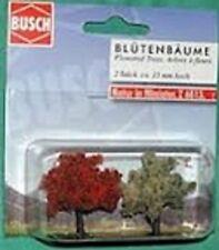 Busch 6813 Blütenbäume 2 Stück
