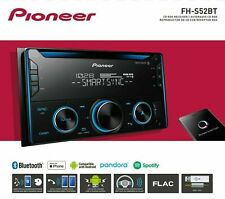 Pioneer FH-S52BT Double Din CD/USB/EQ/Bluetooth iPhone Android Spotify - [LN]™
