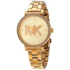Michael Kors Women's MK4334 Sofie Gold-tone Stainless-Steel Watch
