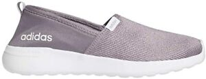 adidas Women's Lite Racer Slip-On Shoes, Purple