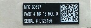 FNH SCAR 17/16 Custom UID Tag