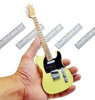 Mini Guitar scale 1:4 JEFF BUCKLEY telecaster grace miniature gadget collectible