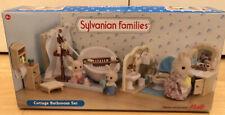 Sylvanian FAMILIES COTTAGE Conjunto de Baño Con Caja Original