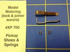Aurora Model Motoring Pick Up Shoes Springs HO Slot car HXP 700 Mid America