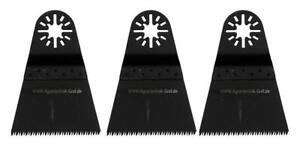 3er Set Japan Sägeblatt 68 mm für Holz pas.für AEG,E-Cut, Multimaster, Fein