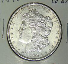 Choice AU 1896 Morgan Silver Dollar Premium Quality About Uncirculated (4418)