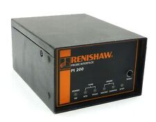 Renishaw CMM PI200 Probe Controller v.8  Electronic Interface Metrology Tested