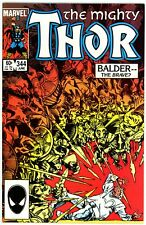 Thor (1966) #344 NM- 9.2 First Appearance of Malekith