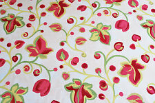 """""""Valencia Scroll"""" by Panaz fabric, 100% Polyester, roll of approx 100m length"""