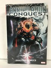 MARVEL ANNIHILATION CONQUEST OMNIBUS by Abnett & Lanning Hardcover HC NEW SEALED
