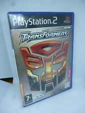PS2 Transformers Sony Playstation 2 Atari PAL 2004 Gaming Gamers