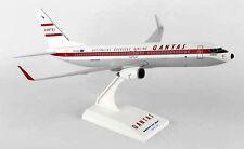 Qantas Retro Boeing 737-800 1:130 SkyMarks Flugzeug Modell SKR868 B737 NEU QF