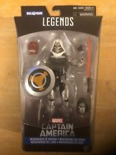 Marvel Legends Taskmaster, Captain America, Hasbro, Red Skull BAF!