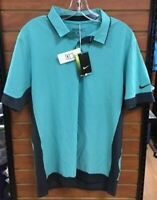 Nike Men's Dri-Fit Tour Performance Short Sleeve Golf Polo - NWT Size Medium