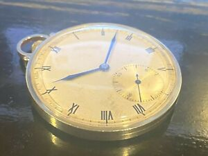 Omega Pocket Watch 45mm  Serviced