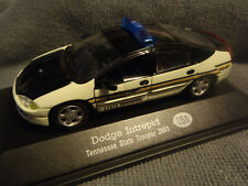 Voiture de police USA TENNESSEE 2003 DODGE INTREPID State Trooper 1-43 new old stock