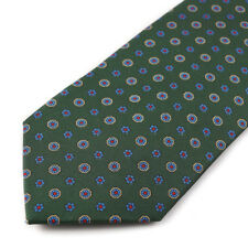 E Marinella Hand Made Silk Neck Tie New With Tags M22