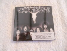 "Outlaws ""In the Eye of the Storm /Hurry Sundown"" 2003 cd Magic Rec. New Sealed"