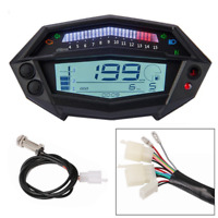 Motorcycle Digital Tachometer Hour Speedometer Gear Indicator for Kawasaki Z1000
