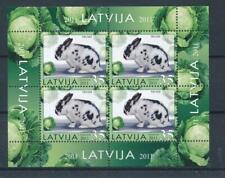 [100617] Latvia 2011 : Rabbits - Good Very Fine MNH Sheet