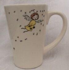 "Tall Coffee Or Tea Mug, ""An Angel's Work Is Never Done"", HALLMARK"