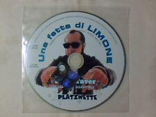 LITTLE TAVER feat. PLATINETTE Una fetta di limone cd singolo PR0M0 GIORGIO GABER