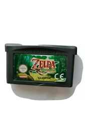 Nintendo Gameboy Advance gba the legend of zelda the minish cap -read-