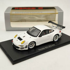 1/43 Spark Model Porsche 911 GT3 RSR White Resin Limited Edition Collection