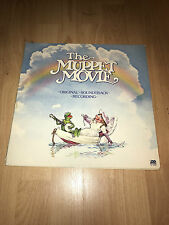 The Muppet Movie Original Soundtrack LP, Gatefold. Atlantic Records 1979