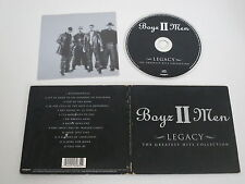 Boyz II Men/Legacy - The Greatest Hits Collection (Universal 016 083-2) CD Album