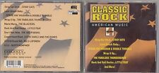 CLASSIC ROCK VOLUME 4  AMERICAN MUSIC - CD 1993