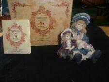 Victoria w/ Samantha.Victorian Ladies ~ Boyd's Yesterdays Child 3502