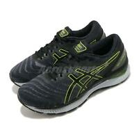 Asics Gel-Nimbus 22 Grey Lime Zest Men Running Shoes Sneakers 1011A680-026