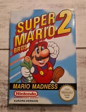 NES Super Mario Bros. 2 inkl. OVP & Anleitung CiB