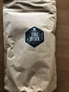 Ankerkraut Texas Chicken, 750g im XXL-Beutel, BBQ-Rub Grillmarinade, Gewürzmis