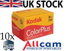 Película fotográfica analógica colores Kodak