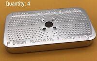 4 Rechargeable 40 Gram Desiccant Gun Safe Ammo Dehumidifier REUSABLE Silica Gel