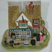 Lilliput Lane I. N. Mongers & Sons L2334 complete with Deeds