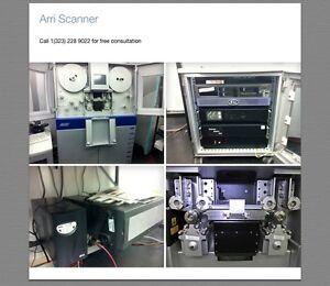 Arri scanner Arriscan ( We Do Film Scanning) We Buy Surplus arri  Equipment