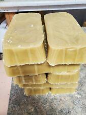 10lbs - 100% Pure Beeswax  (DARK)