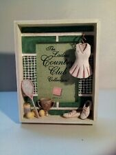"""Russ (The Ladies Country Club Collection) Tennis Picture Frame size 3 1/2'' X 5"""""""