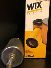 Fuel Filter Wix 33484 Genuine Wicks Quality One Left Best Price Free Shipping