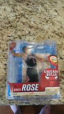 Mcfarlane NBA SERIES 20 Derrick Rose Bulls Black Jersey CL 1560/2000
